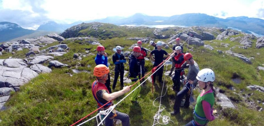 Torridon MRT training