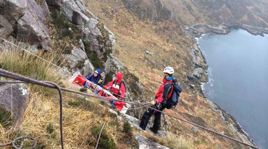 Stretcher lower Torridon MRT